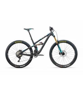 Yeti Cycles 2018 Yeti SB5.5 TURQ Shimano XT/SLX