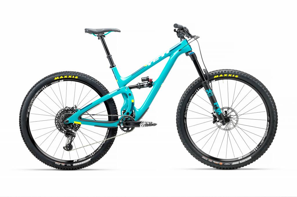 Yeti Cycles 2018 Yeti SB5.5 Carbon Sram GX Eagle