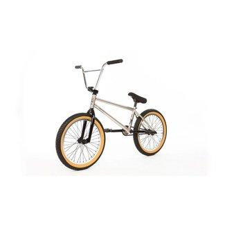 Fit Bike Co. 2018 Fit bike Co. LONG BRUSHED chrome BMX bike