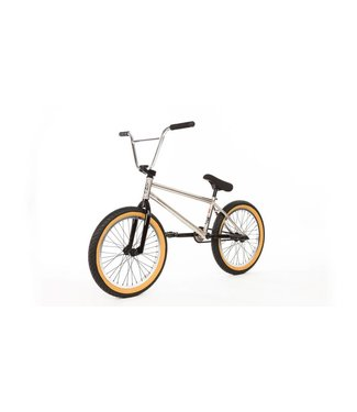 Fit Bike Co. 2018 Fit bike Co. LONG BRUSHED chrome BMX bike