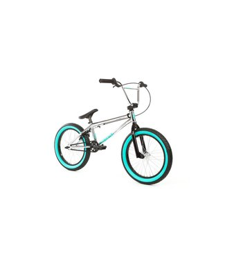 Fit Bike Co. 2018 Fit bike Co EIGHTEEN BMX CHROME