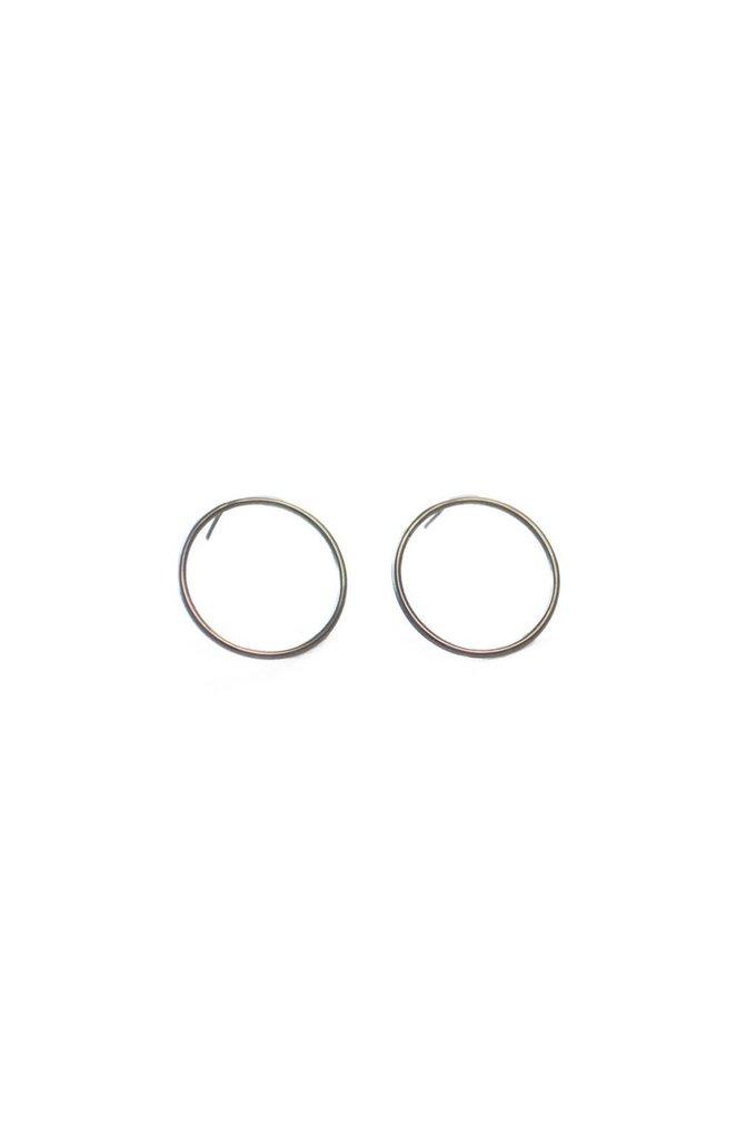 EM Jewelry+Design Sula Studs in Silver