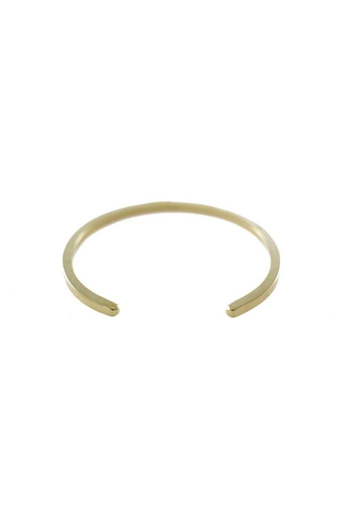 EM Jewelry+Design Square Cuff