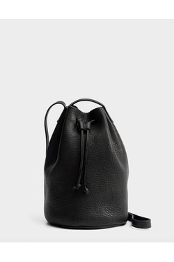 Baggu Drawstring Purse in Black