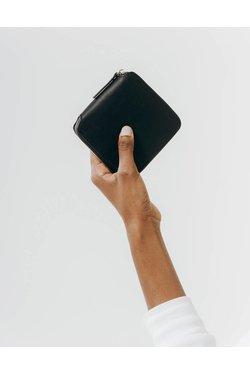 Baggu Square Wallet in Black
