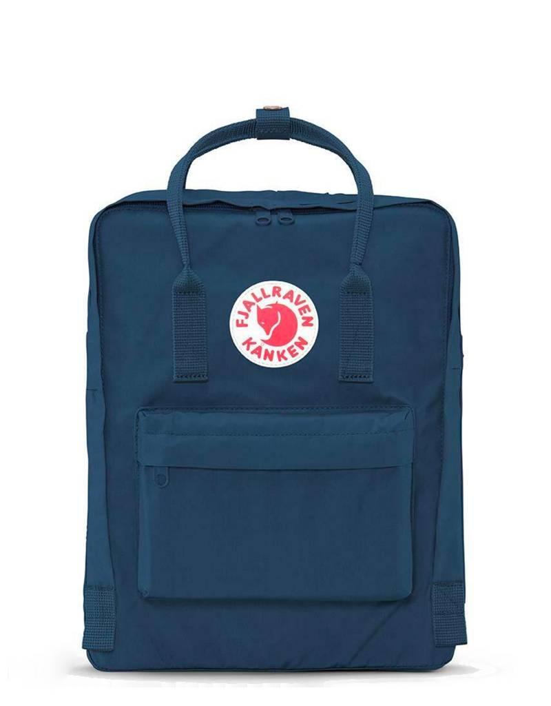 Fjällräven Kånken Backpack in Navy
