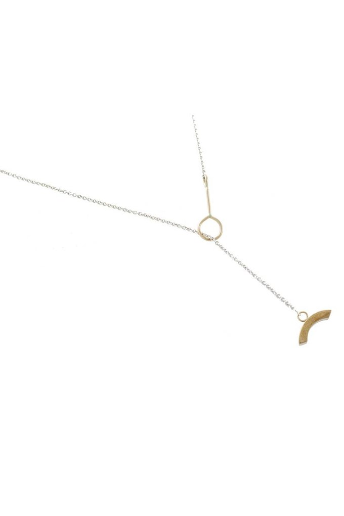 EM Jewelry+Design Isa Necklace