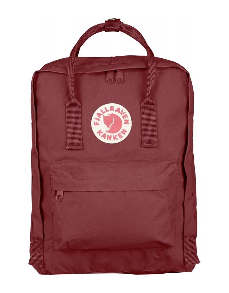 Fjällräven Kånken Backpack in Ox Red