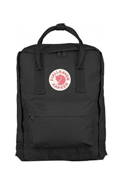 Fjällräven Kånken Backpack in Black