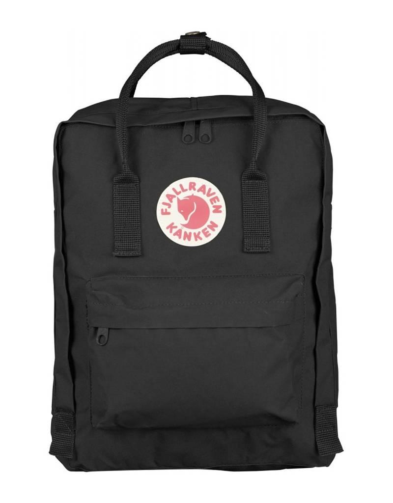 Fjällräven Kånken Backpack in Black