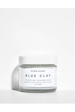 Herbivore Botanicals Blue Clay Spot Treatment Mask