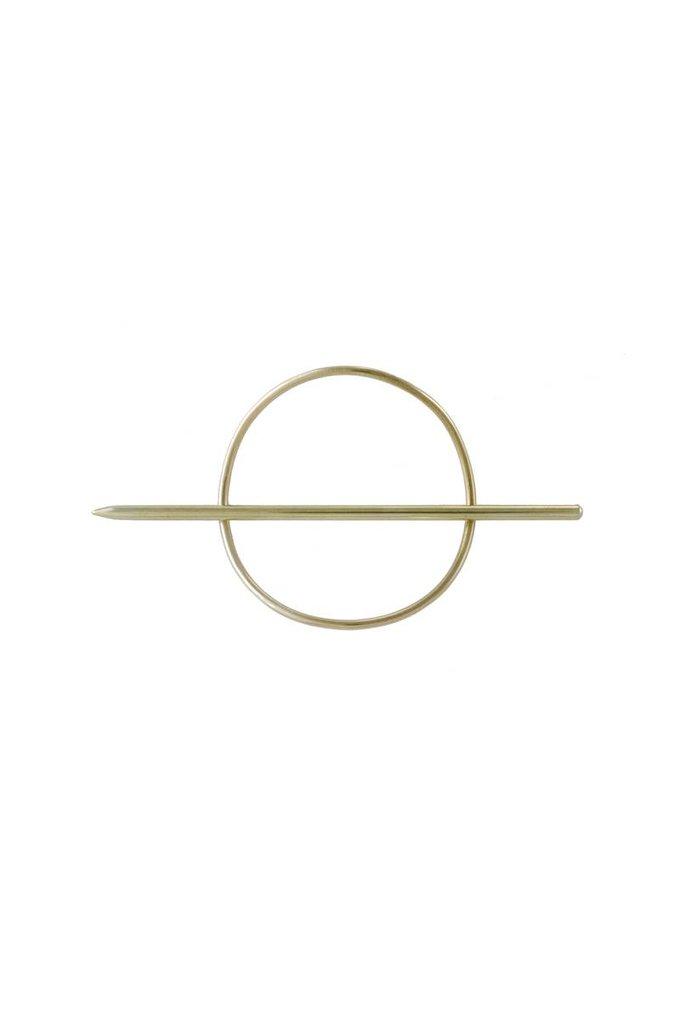 EM Jewelry+Design Mini Circle Hair Pin