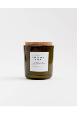 Slow North Lavender + Cedar Soy Candle