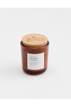 Slow North Orange + Clove Soy Candle