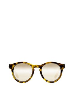Le Specs Hey Macarena Sunglasses in Syrup Tortoise