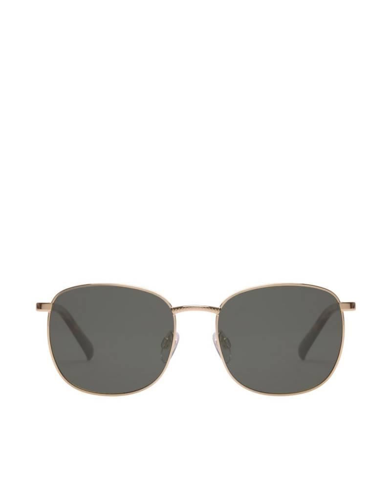 Le Specs Neptune Sunglasses in Gold