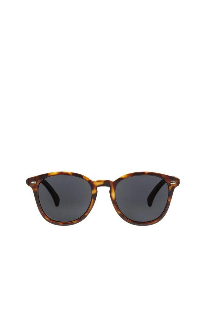 Le Specs Bandwagon Sunglasses in Matte Tortoise