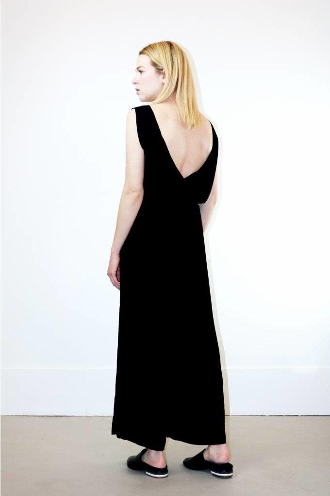 Just Female Elena Jumpsuit in Black