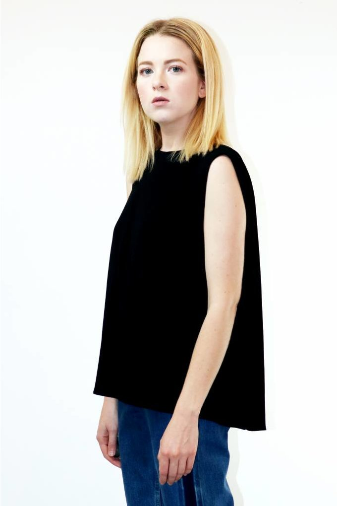 Just Female Maise Top in Black