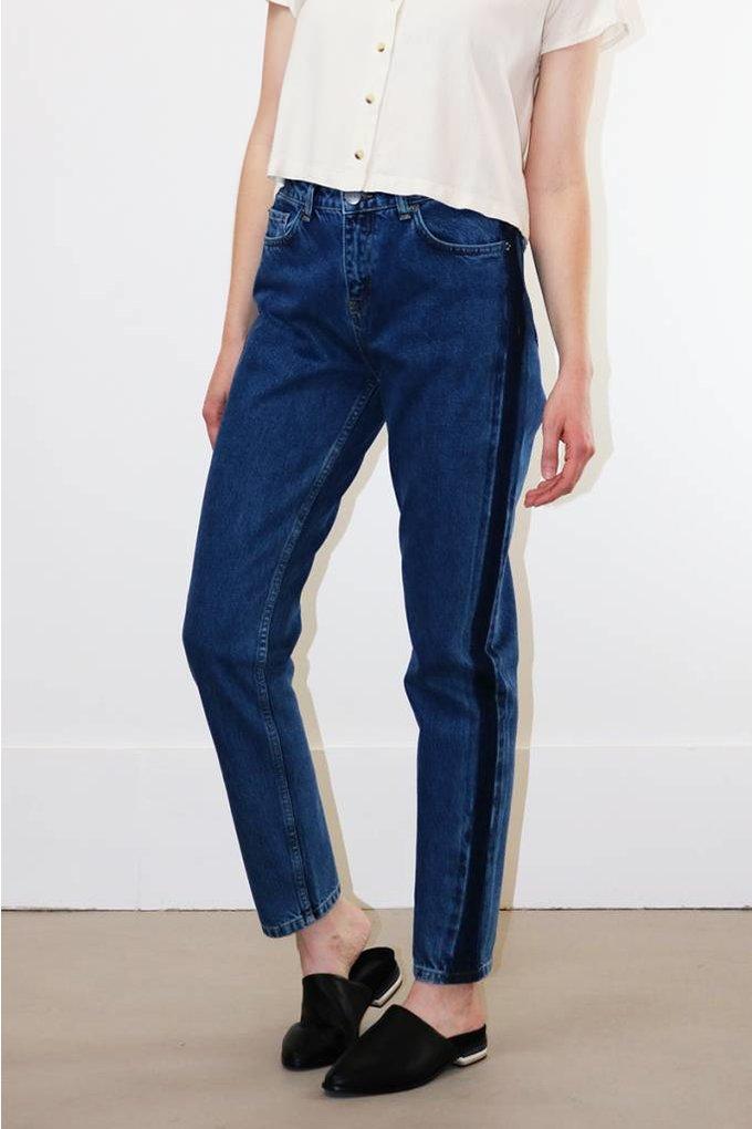 Just Female Border Jeans