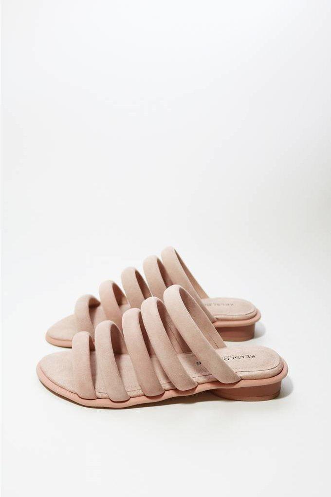 Kelsi Dagger Brooklyn Saga Sandals in Pale Pink