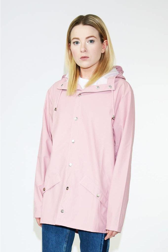 Rains Rains Jacket in Rose