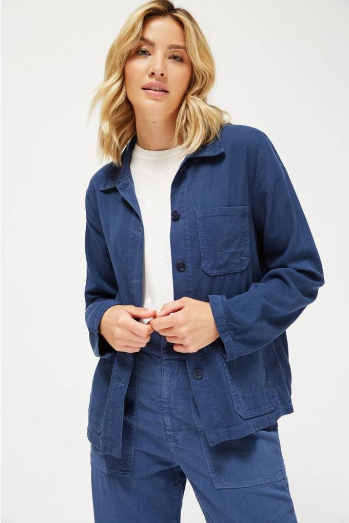 Lacausa Clare Jacket in Oxford