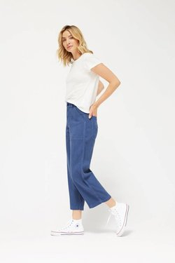 Lacausa Stella Trousers in Oxford