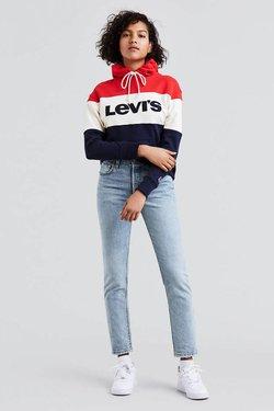 Levi's 501 Skinny in Lovefool