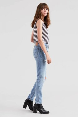 Levi's 501 Skinny in Can't Touch This
