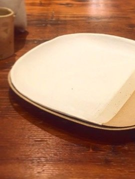 eikcam ceramics dinner plates