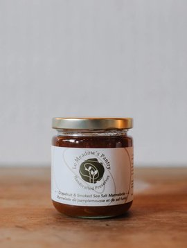 le meadow's pantry grapefruit marmalade