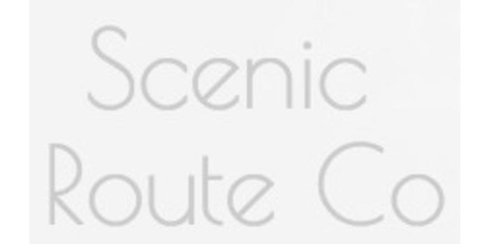 Scenic Route Co. Jewellery