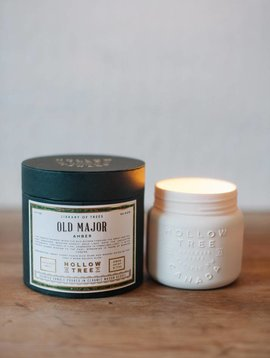 Hollow Tree old major-Library of Trees Candle