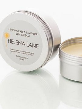 helena lane lavender & lemongrass sun cream