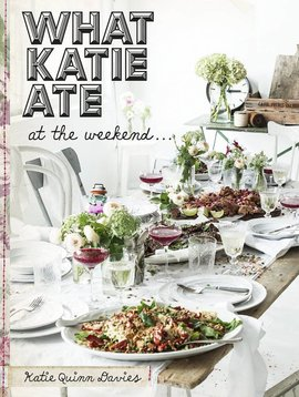 what katie ate on the weekend