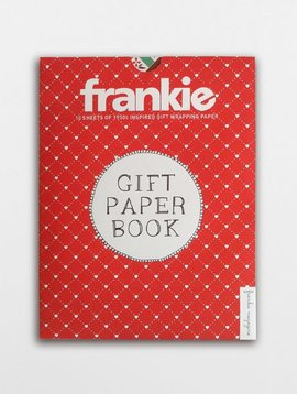 Frankie gift paper book