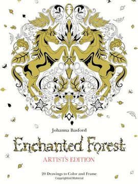 enchanted forest artist edition