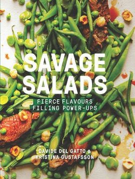 savage salads cookbook