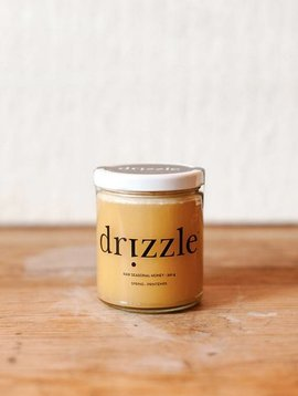 drizzle honey 350g jar