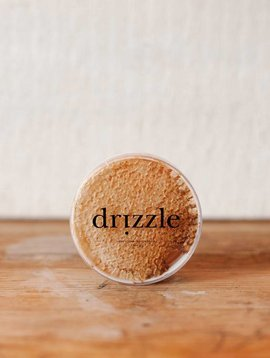 drizzle honey raw  honeycomb