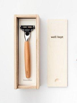 well kept razor kit