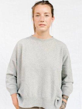 MJ. Watson cashmere pullover stone