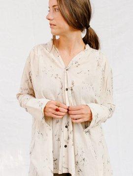 pas de calais print blouse 13706784