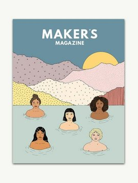 Makers Magazine issue 4
