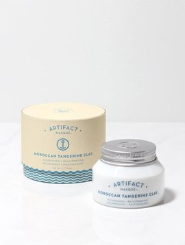 Artifact Skin Co. moroccan tangerine clay