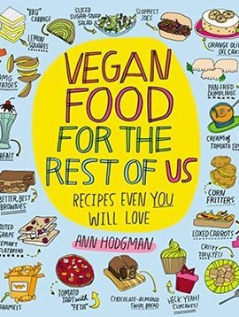 vegan food for the rest of us - ann hoogman