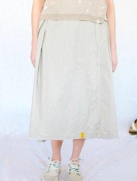 yoshi kondo aura woven skirt
