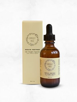 Somerset Moss facial oil