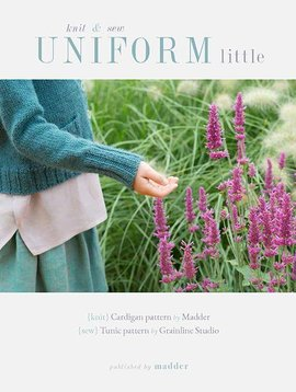 making uniform little knit and sew